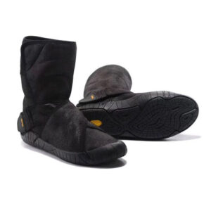Furoshiki Original Shearling Boot Mid Black