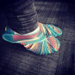Furoshiki Shoes Customer Show